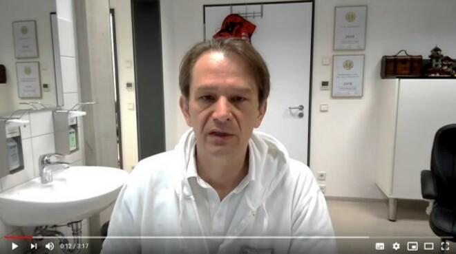 Dr. Bodo Schiffmann Corona