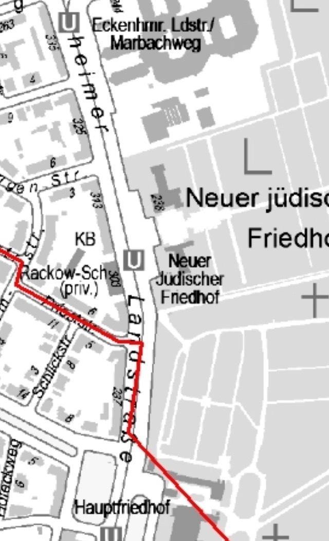 Evakuierung Frankfurt Plan