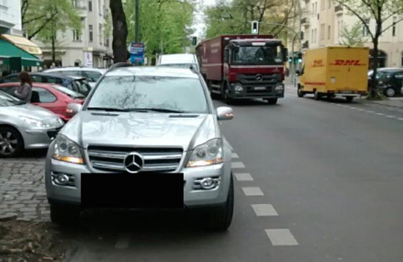 Machen Sie Das Zuparken Teurer Herr Verkehrsminister Online Petition