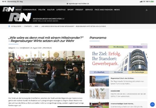 Nachrichten Regensburg Wochenblatt