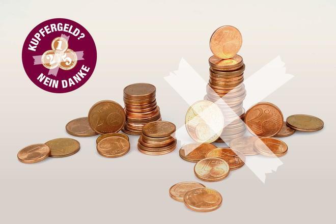 Abschaffung Der 1 2 Und 5 Cent Münzen Als Gesetzliches