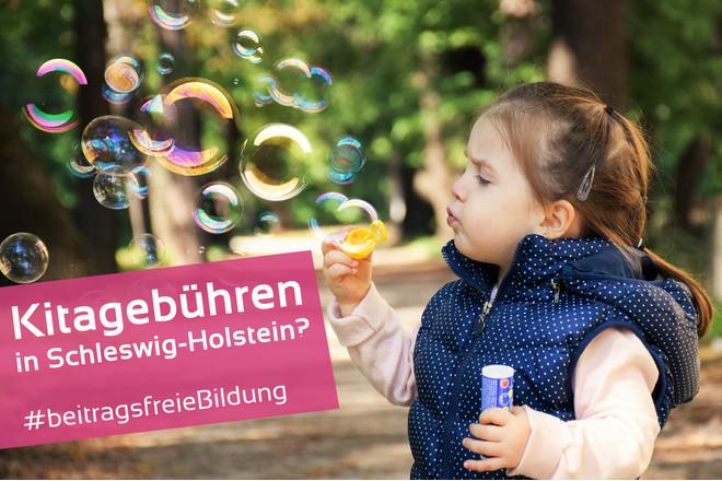 Abschaffung Der Kitagebühren In Schleswig Holstein Online Petition