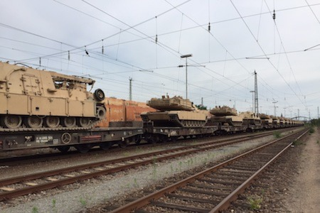 Abzug aller US- und UK-Truppen sowie US-Befehlsstellen aus Deutschland! - Online-Petition