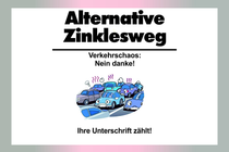 Alternative Zinklesweg
