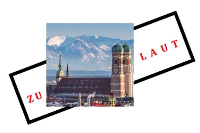 Angemessener Einsatz Des Martinshornes In München Online Petition