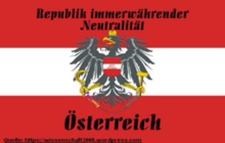 Aus Neutralitätsgründen Sind Die österreichischen Sanktionen Gegen