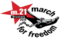 "Campaign 1€ Support for ""Refugee & Migrant Protest March against Fortress Europe!"""