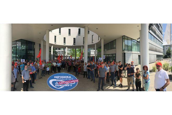 Novità: Coriant/Infinera: Preventing mass layoff in former Siemens