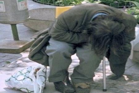Der Alkoholismus. Gebet vom Alkoholismus