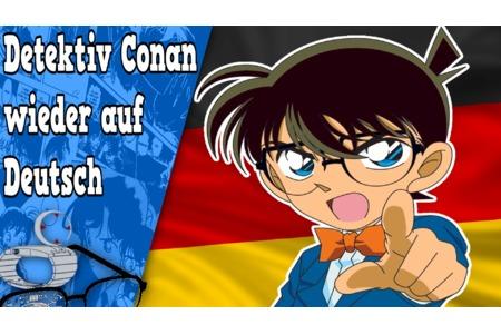 Detektiv Conan Weiterhin Mit Deutscher Synchronisation