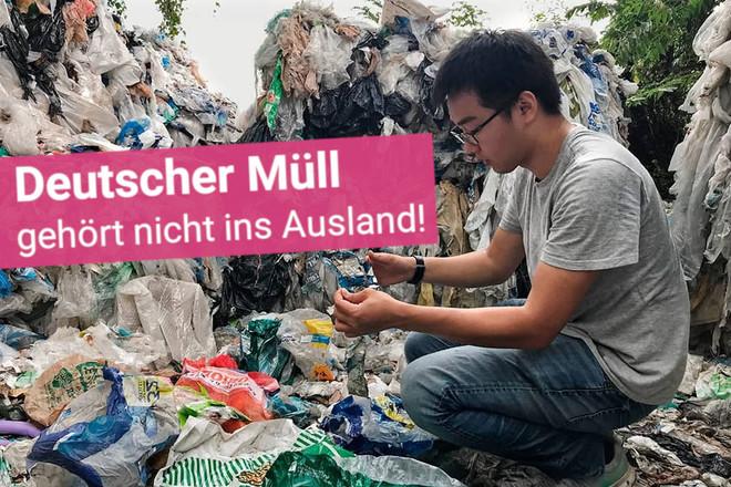 Plastikmüll In Deutschland