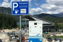 Preservation of the electric charging station at the Zugspitze cable car