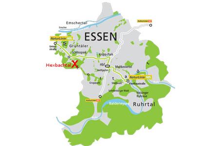 Stadt Essen Karte.Statistik Karten Erhaltet Die Stadt Essen Lebenswert