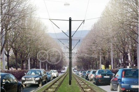 Ermöglichen Eines Bürgerentscheids über Die Citybahn In Wiesbaden