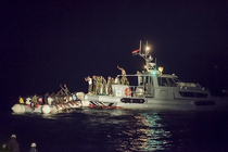 End EU-financed violence against refugees and migrants by the Libyan Coastguard!