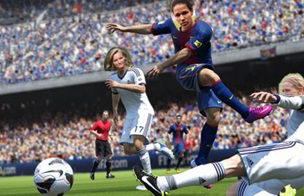 Fifa Frauen