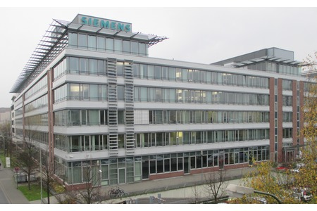 Bild zur Petition mit dem Thema: Petition against the closure of the Siemens office in Offenbach