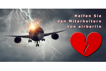 Help the Airberlin airline employees