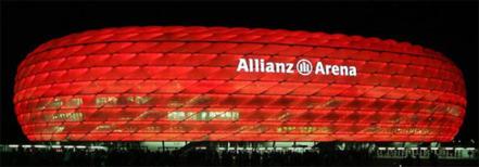 Allianz Arena Ausbau