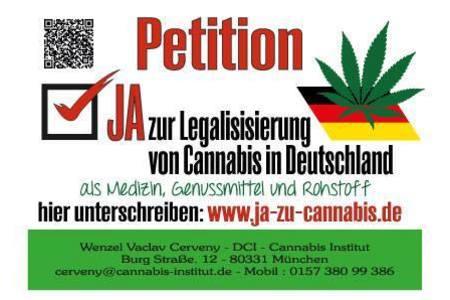 Legalisierung Cannabis