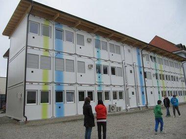 Kein Container Gymnasium In Der Flurstraße Bis 2019 Online Petition