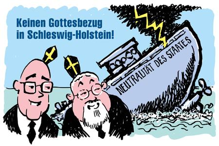 Gottesbezug Schleswig Holstein