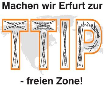 Machen wir Erfurt zur TTIP-freien Zone!