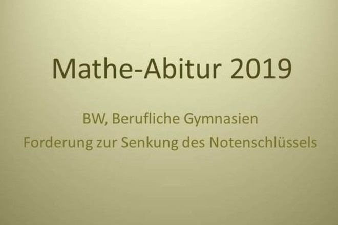 abitur 2019 bw