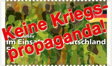 Militärmarke zurückziehen - Briefmarken sind weit mehr als reine 'Postwertzeichen'.