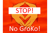 No GroKo! - Wind of Change should be now!