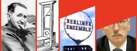 OFFENER BRIEF: Der Menschenfeind im Brecht-Theater - Gegen Sarrazin im Berliner Ensemble