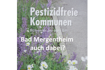 Pestizidfreie Kommune Bad Mergentheim