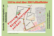 "Development of an industrial and commercial estate in the Vechta area ""Stukenborg"""