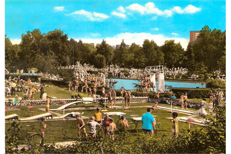 Bild zur Petition mit dem Thema: Save the outdoor pool in Hamburg-Rahlstedt - 90.000 citizens are living in Hamburgs largest district