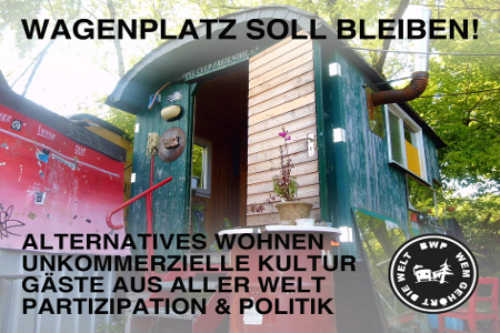 Statistik karten rettet den bauwagenplatz wem geh rt for Alternatives wohnen