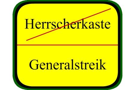 SPD, CDU, Grüne als kriminelle Organisationen verbieten