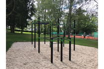 Sport- und Calisthenicspark Bendorf - Outdoor