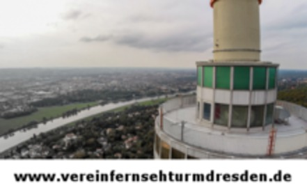 Bild zur Petition mit dem Thema: We would like to see the TV Tower Dresden (Dresdner Fernsehturm) once again as a touristic magnet