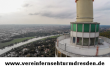 We would like to see the TV Tower Dresden (Dresdner Fernsehturm) once again as a touristic magnet