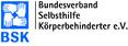 Logo of organization Bundesverband Selbsthilfe Köperbehinderter ev org