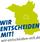 Logo of organization Bündnis Wir entscheiden mit