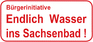 Logo of organization Bürgerinitiative Sachsenbad