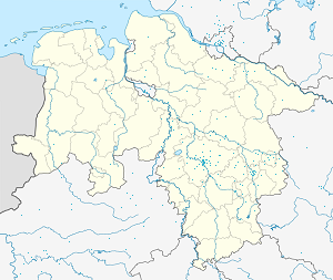 Map of Winsen an der Aller with markings for the individual supporters
