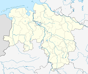 Map of Lilienthal with markings for the individual supporters