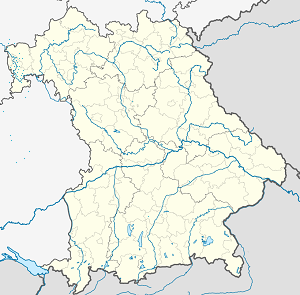 Map of Obernburg am Main with markings for the individual supporters