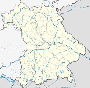 Map of Buchenberg with markings for the individual supporters