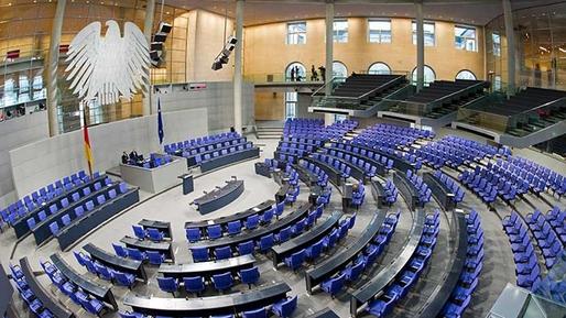 Planarsaal im Bundestag