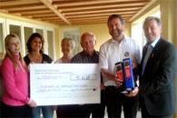 Bild: Tannach-Wäldchen durch Petition gerettet