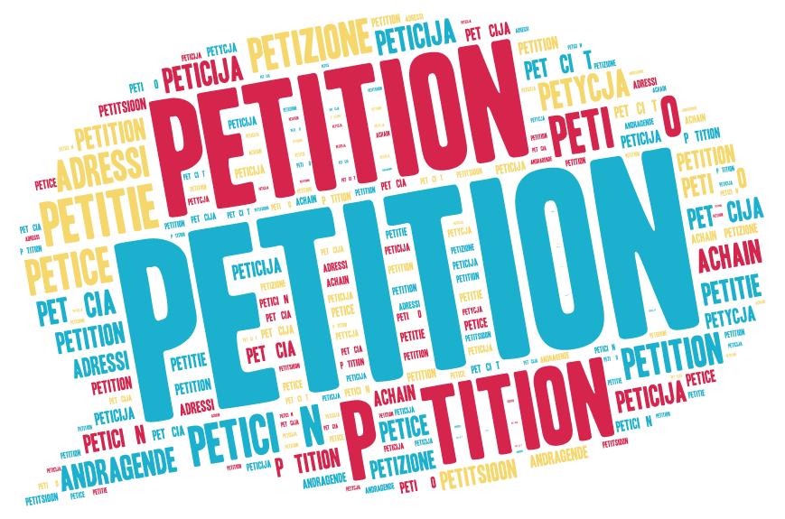 was heißt petition? openpetition blog petitionen ligne petitionen #1