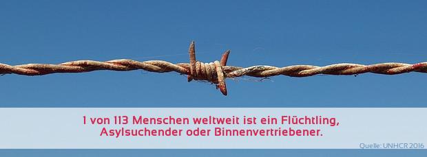 Bild: (K)eine Grenze